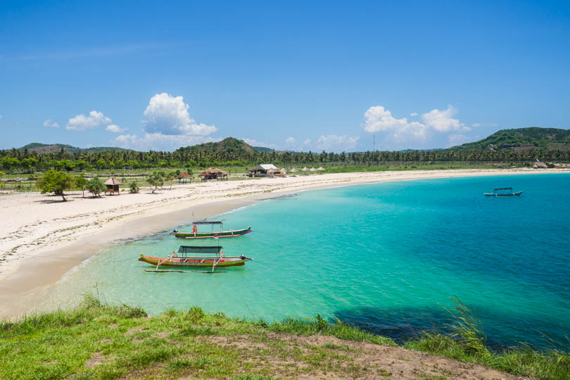 4D3N Lombok Honeymoon Package